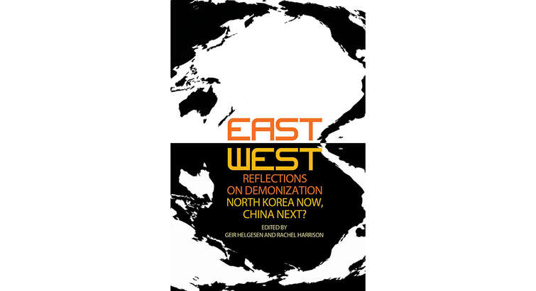 East-West Reflections on Demonization book cover