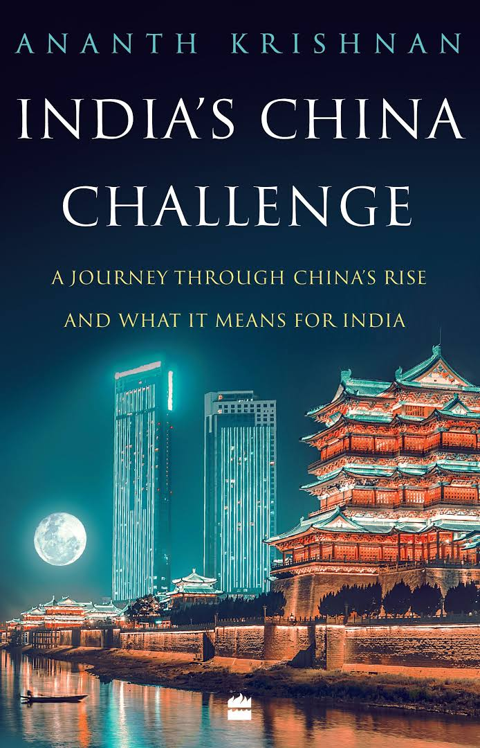 Cover of India's China Challenge